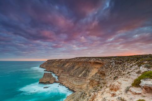 Island Rock Sunrise