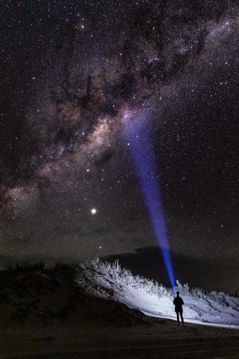 Wagoe Milky Way