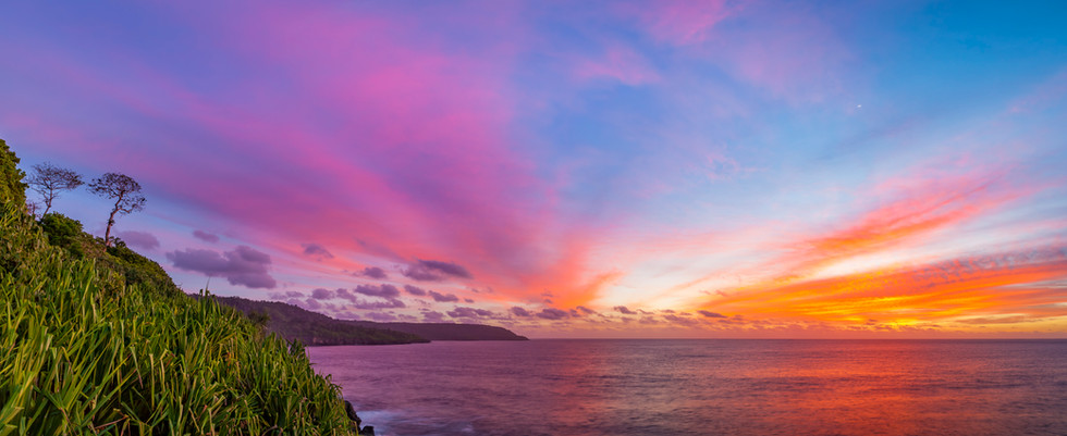 Martin Point Sunset