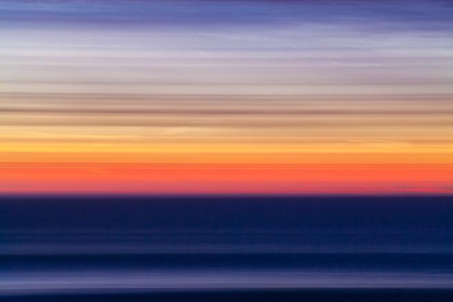 Sunset Panning