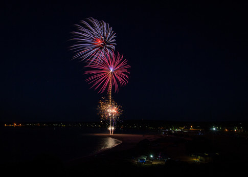 Foreshore Fireworks