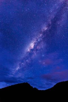 Morning Milky Way