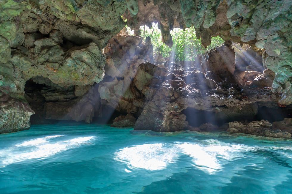 Grotto Rays