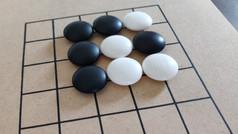 ご自宅練習用品(碁石・碁盤)について