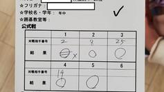 大会参加をおすすめする理由(3)~段級位の認定~