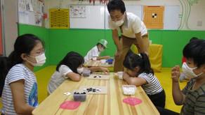 夏休み囲碁体験会を開催しました