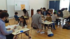12月より練馬区田柄の幼稚園で教室スタート!