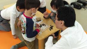 親子囲碁体験会(11/10㈰)@石神井公園