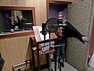 Ultimando la grabación del tercer EP