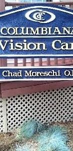 Columbiana Vision sign.jpg