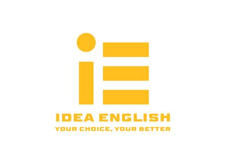 [BRANDING]  IDEA ENGLISH