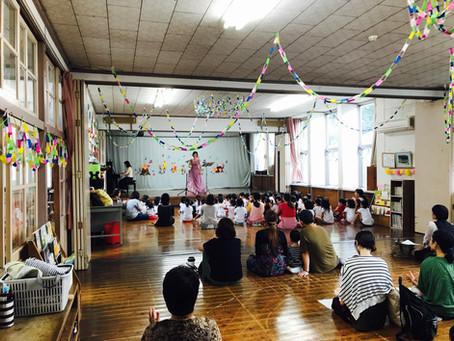 幼稚園コンサート♪