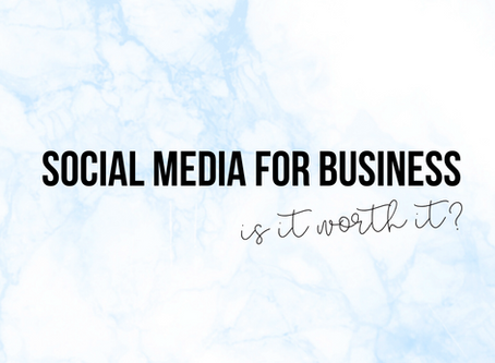 Social media for business: is it worth it?