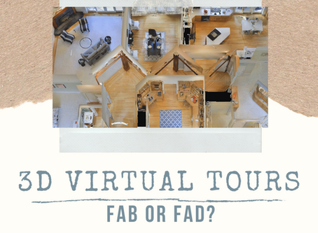 3D Virtual Tours: Fab or Fad