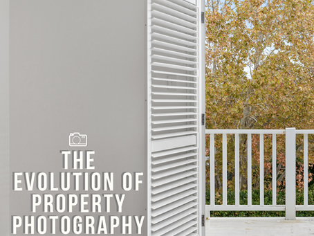 The Evolution of Property Photography