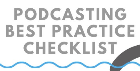 Your Podcast Checklist
