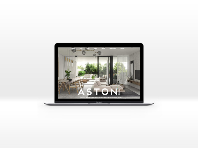 001-MacBook-Silver website mockup aston.