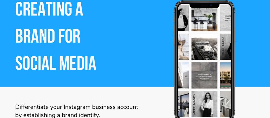 Creating a Brand on Social Media