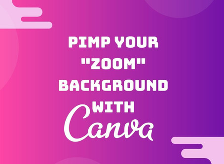 Zoom + Canva