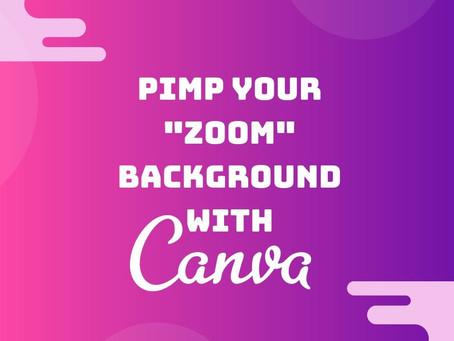 Zoom + Canva