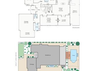 Real Estate Floorplans