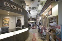 NYC Retail Design-Cockpit USA