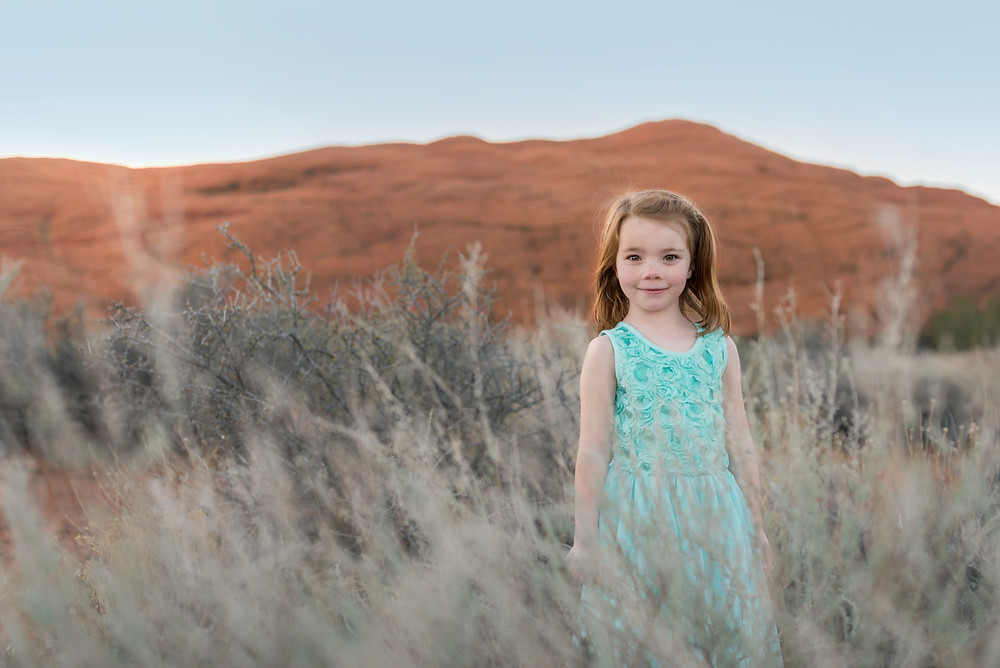 Snow Canyon State Park, Southern Utah, Red Rock, Child POrtraiture, Kids, Kid Photo, Family Photographer