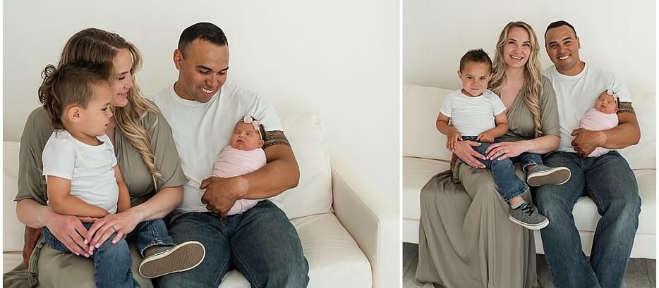 Kinlee Newborn | Southern Utah Studio PHotographer