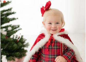 Christmas Mini Sessions | Utah Child Photographer | Cedar City