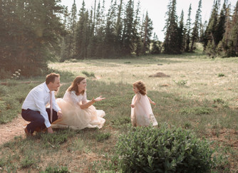 Uresk Family | Cedar Breaks Photography