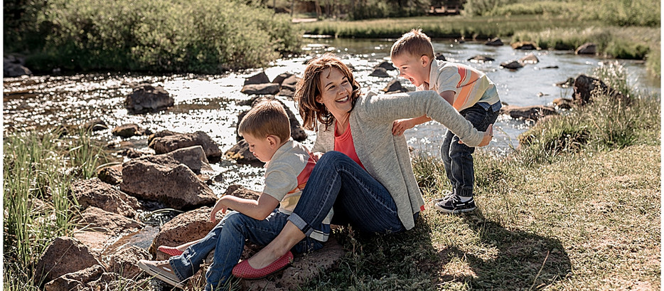 April Family Session | Southern Utah Photographer