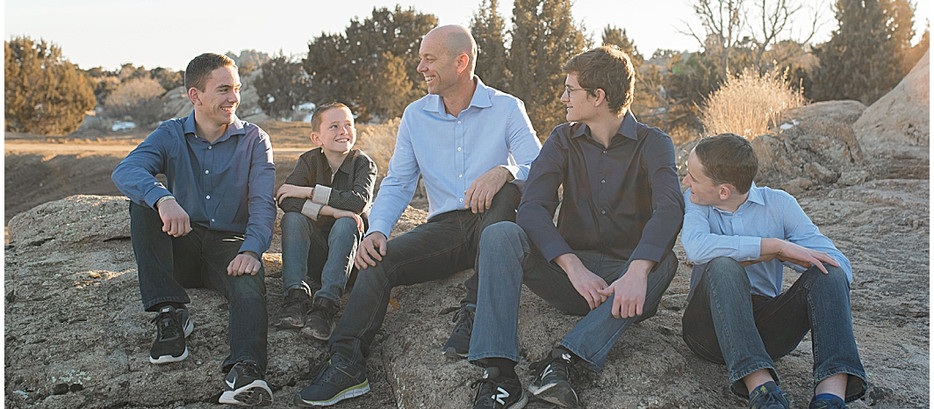 Perkins Family   Life's Trials   Southern Utah Photographer