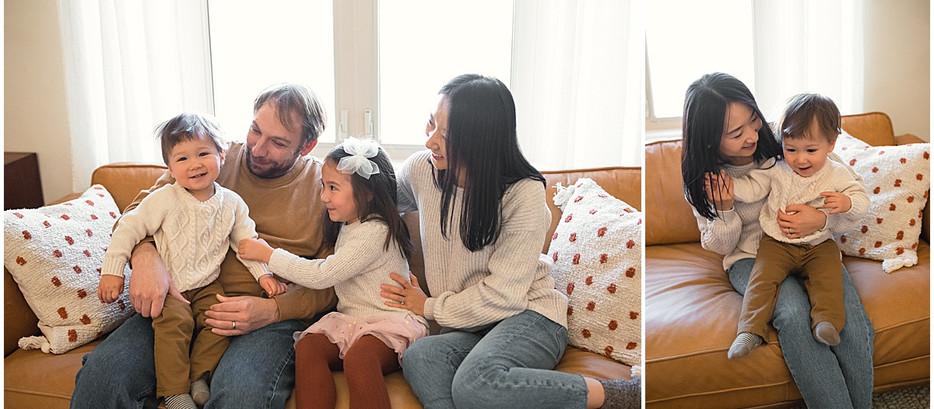 Luo Family | Utah Lifestyle Photographer