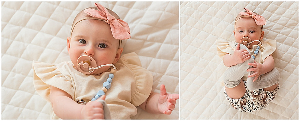 Papper Apparel, Southern Utah, Photographer, Commercial, Bibs, Maddie and Me baby, Baby, Romper