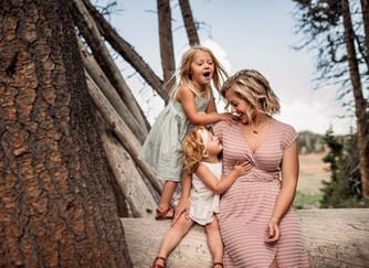 Cedar Breaks Motherhood Session | Southern Utah Photographer