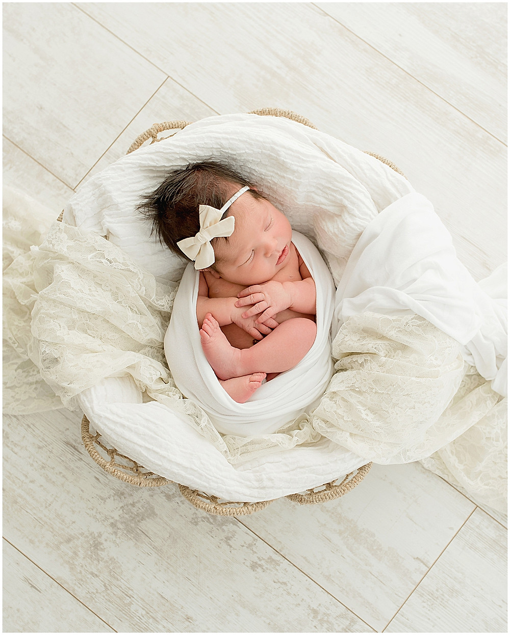 Newborn, Baby Girl, Natural Light photographer, Cedar City, Utah