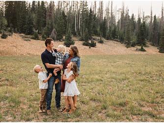 Fall is in the air | Cedar City, UT Family Photographer