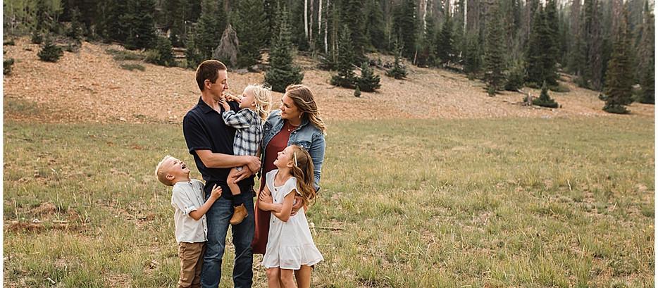 Fall is in the air | Cedar City, UT Family Photographer