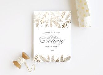 Five Reasons Why You Should Choose Basic Invite for Your Holiday (or any) Card Needs | Southern Utah