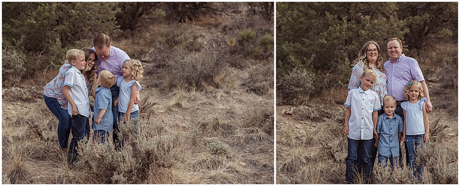 Melling Family Session | Southern Utah Photographer
