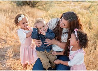 Webster Mama + Me | Cedar City, Utah Photographer