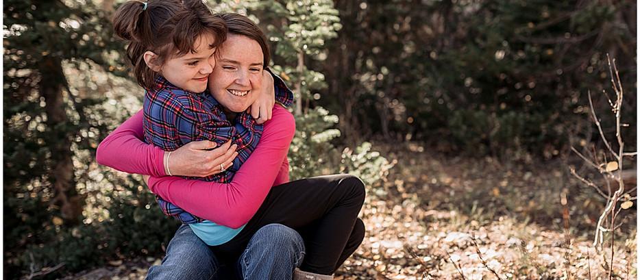 Motherhood Session   Cedar Breaks Photographer   Southern Utah