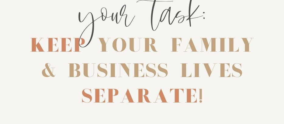 Two feet in not one foot out On Family and Business | Southern Utah Podcast Host(ess)