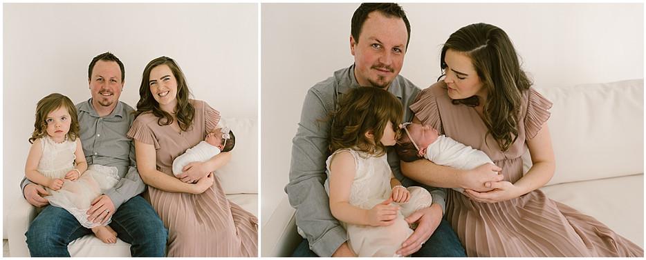 Baby A Newborn Studio Session | Cedar City, Utah Photographer