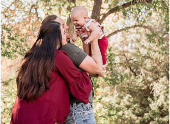 Cedar City Fall Family Photographer | D Family