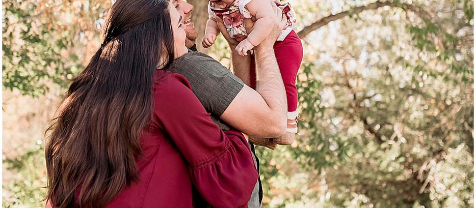 Cedar City Fall Family Photographer   D Family