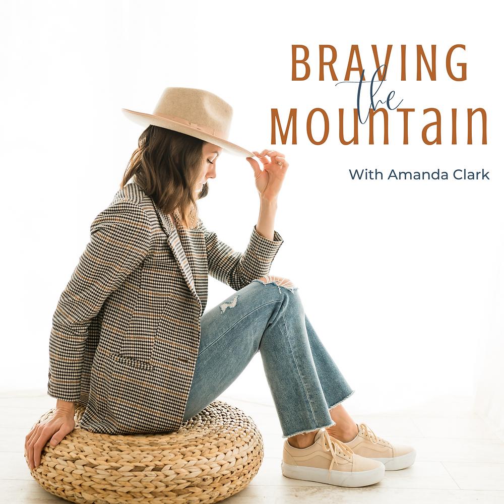 Podcast, Apple, Braving the Mountain, Cedar City, Utah, Southern Utah, Business, Marketing, Mindset
