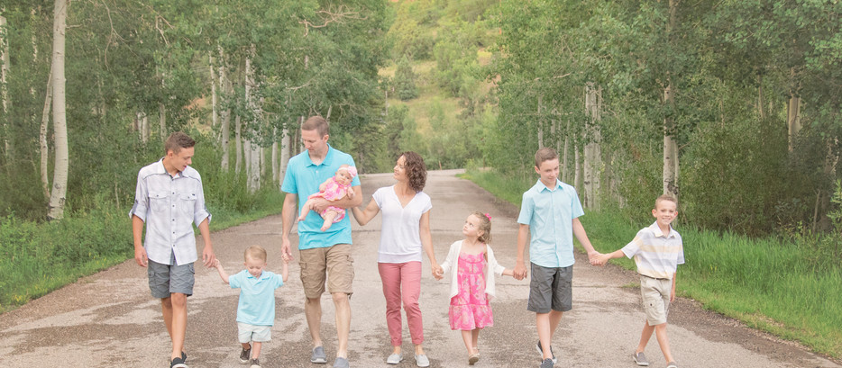 Spencer Family Pictures | Cedar City, UT