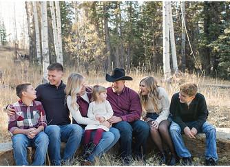 Jensen Family | Southern Utah Photographer