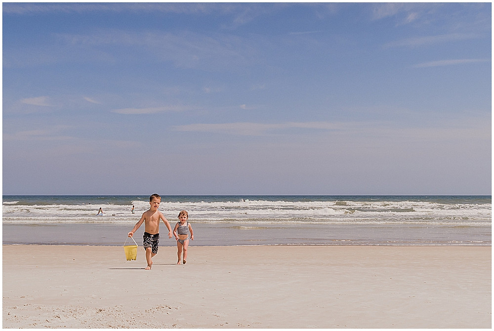 St Augustine, Florida, Beach, vacation, Family, Travel
